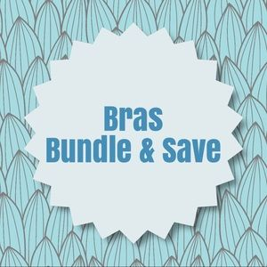 Bras • BUNDLE & SAVE